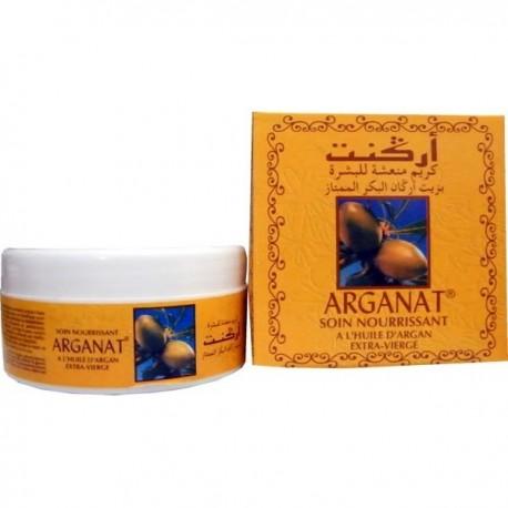 Crème naturelle à l'huile d'argan Arganat 100ml