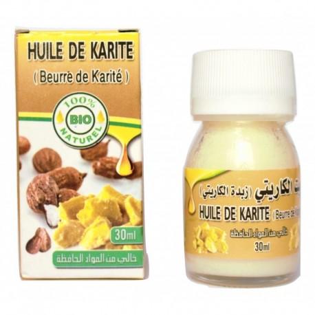 BIO BEURRE DE KARITÉ 100% NATUREL