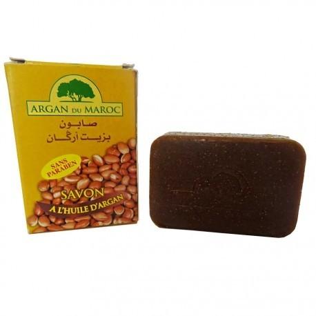 Organic and Natural Moroccan Natural Argan Oil Soap