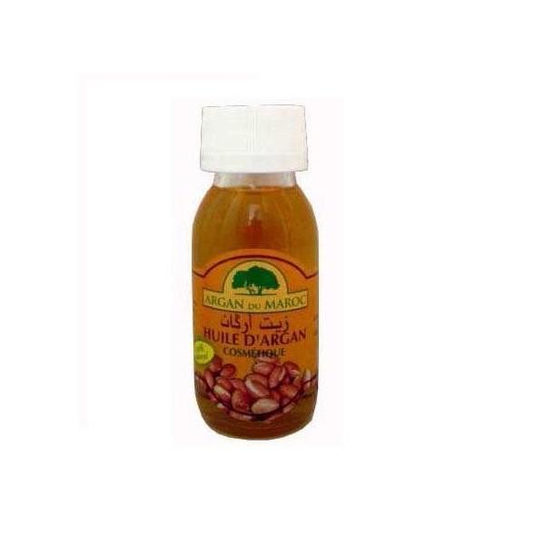 Huile d'argan cosmétique naturelle60 ml
