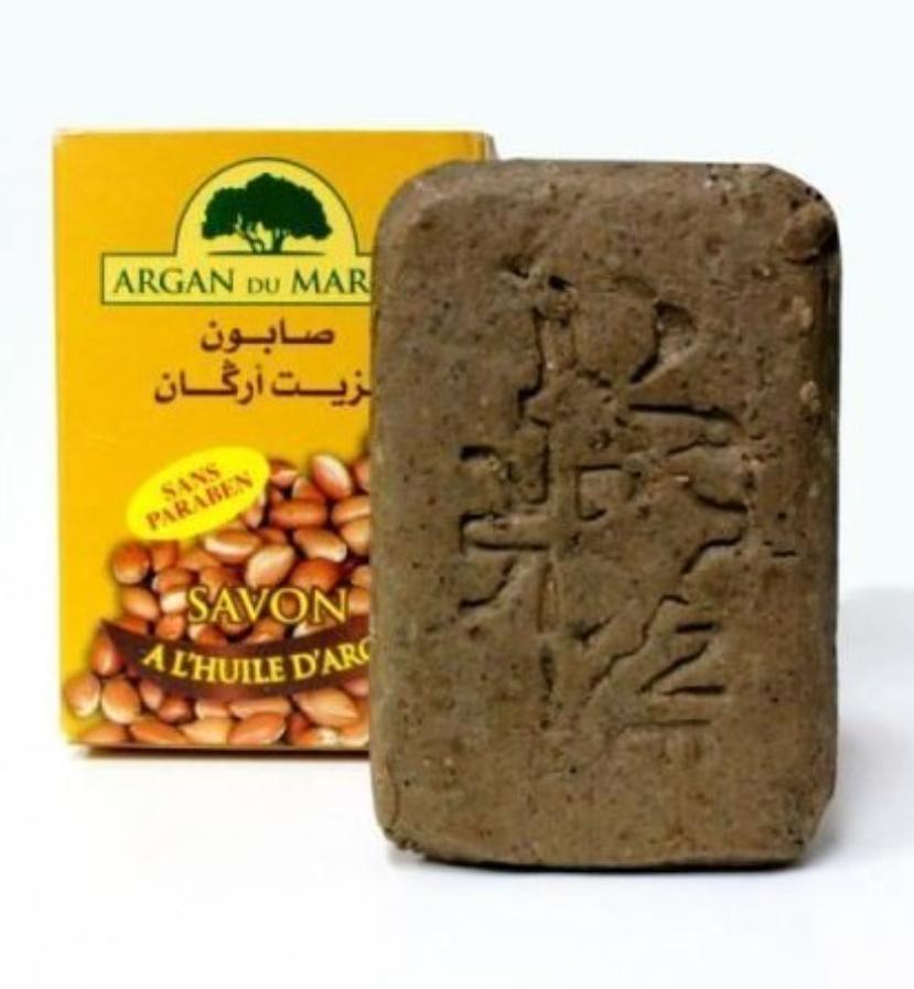 Les bienfaits du savon à l'argan